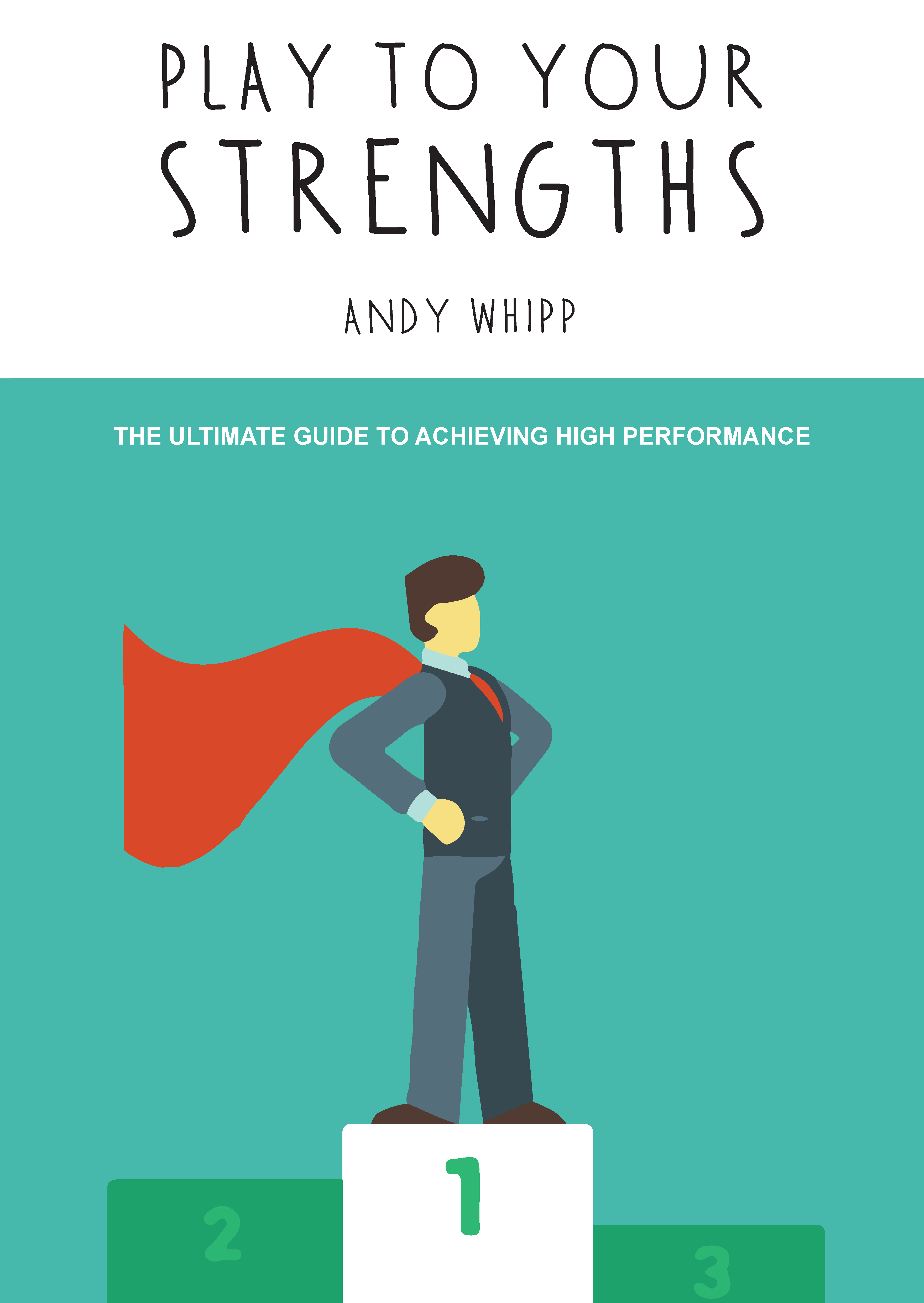 Front Cover Play To Your Strengths PNG
