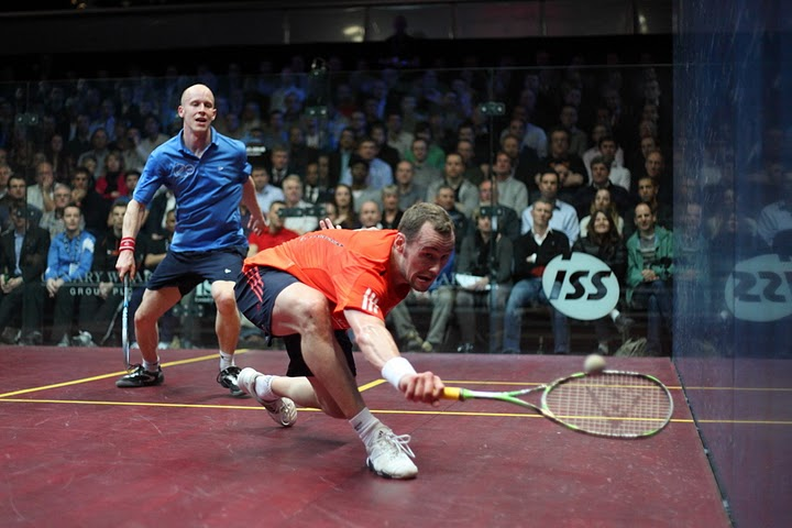 Squash Coaching Blog: The Number 2 Rule Of Movement