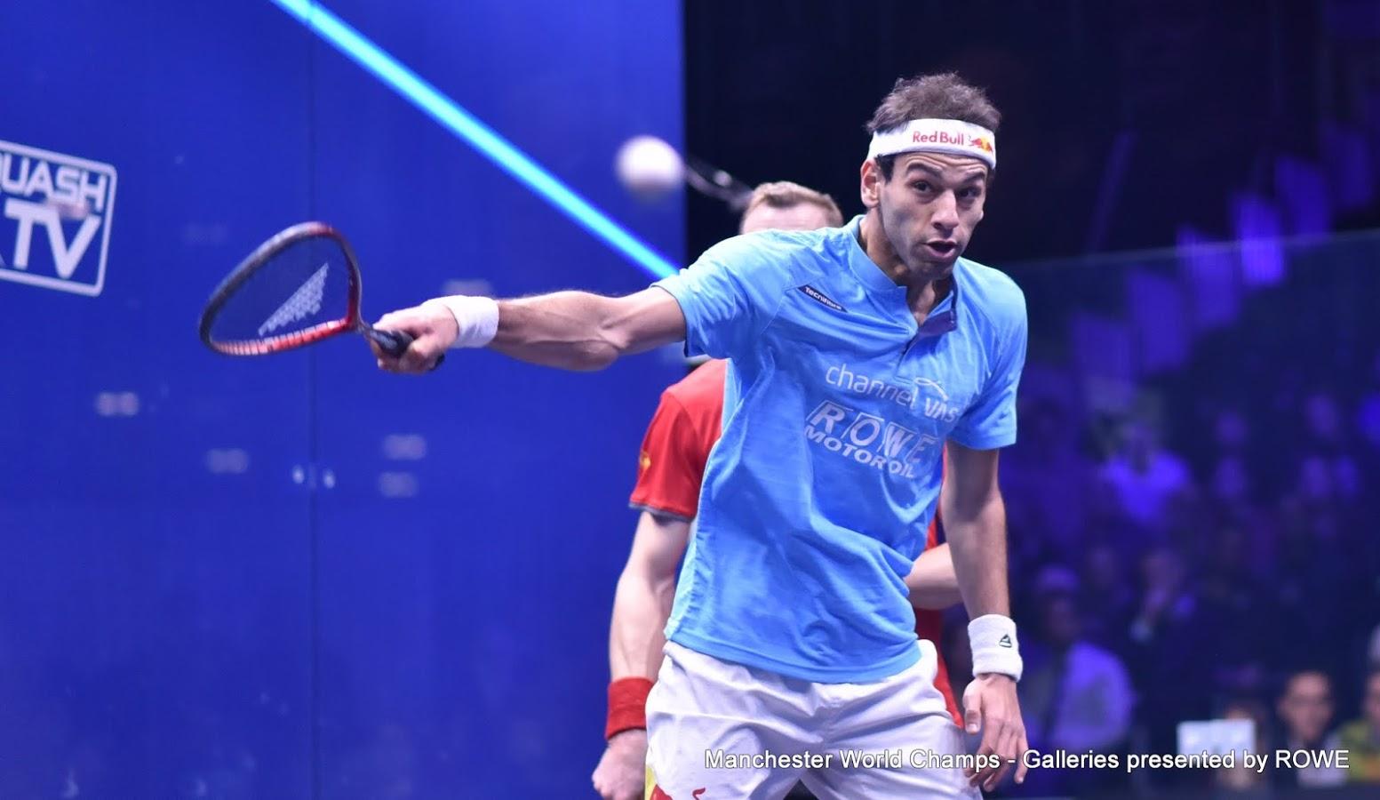 Squash Coaching Blog: No Side Wall