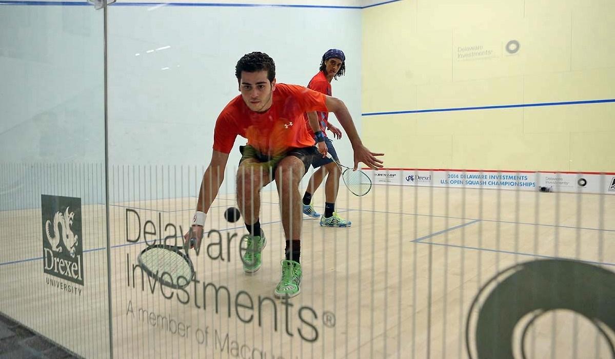 Squash Coaching Blog: Watch your shot