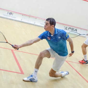 Squash Coaching Blog: Consistency trumps flair!