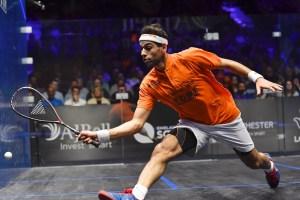 Squash Coaching - ElShorbagy - Racket preparation