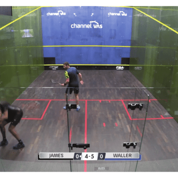 Squash Coaching Blog: This SHOULD BE your T position…
