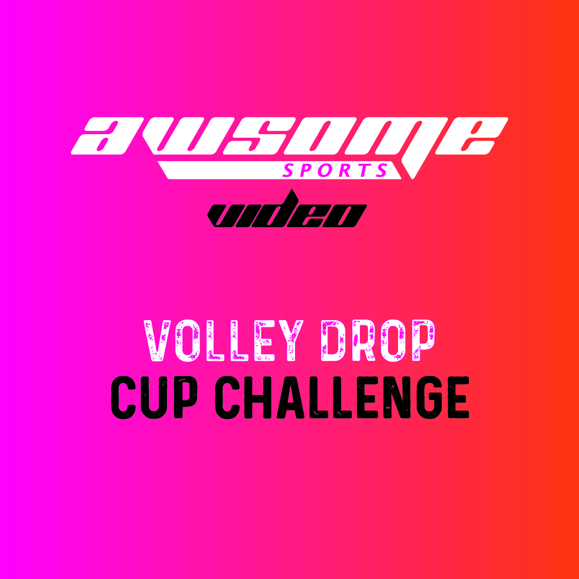 AWsome Sports Video Cup Challenge