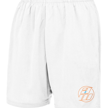 1White-Shorts