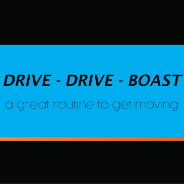 Drive – Drive – Boast – 1 More Socially Distanced Routine Video