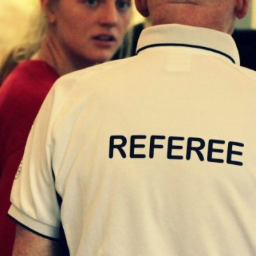 A Plan To Improve Squash – Recruiting New Referees