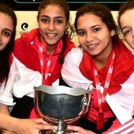 Egypt Junior Squash