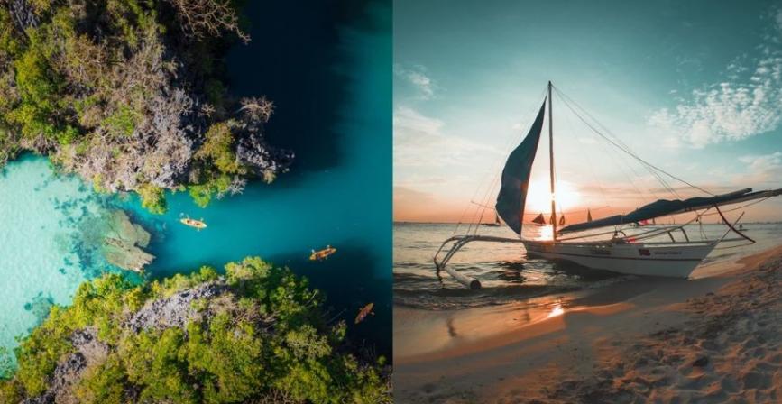 """長灘島巴拉望島再次被公認為""""世界上50個最美麗的地方"""" - 菲律賓情報 - 安危情報站,"""