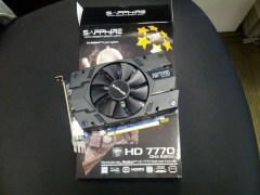 Sapphire HD 7770