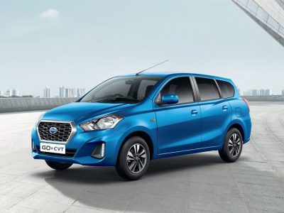 Datsun GO Plus BS6
