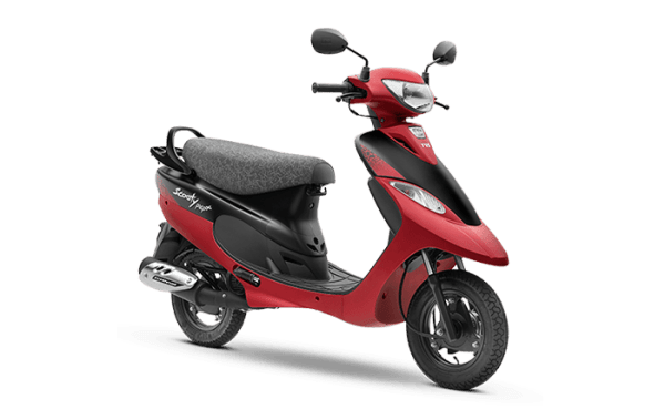 2020 TVS Scooty Pep Plus