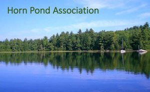 Horn Pond Association Logo