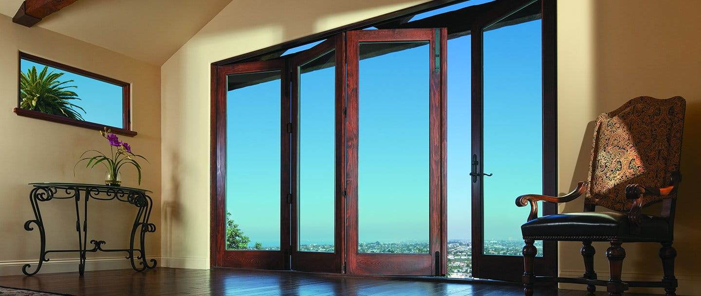 Folding Outswing Doors