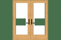 French Doors & Hinged Patio Doors | Andersen Windows