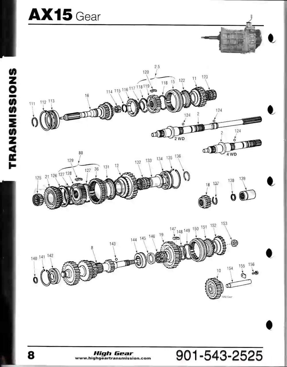 medium resolution of ax15 transmission diagram wiring diagram post ax15 transmission parts ax15 transmission diagram