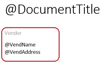 Example 3: Purchase Order Print Management Report