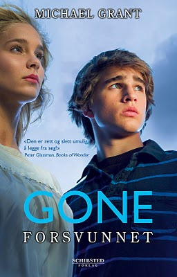 Gone Book 1 by Michael Grant What To Read