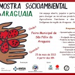 1ª Mostra Sócioambiental do Araguaia