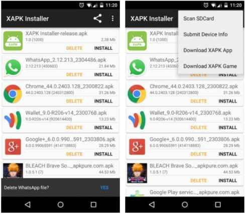 XAPK Installer for Android APK Download