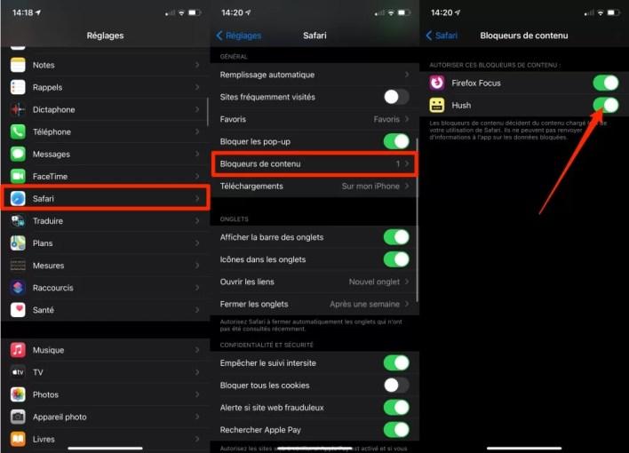 از نمایش مصوبات بنر در وب سایت های iOS و Mac OS جلوگیری کنید
