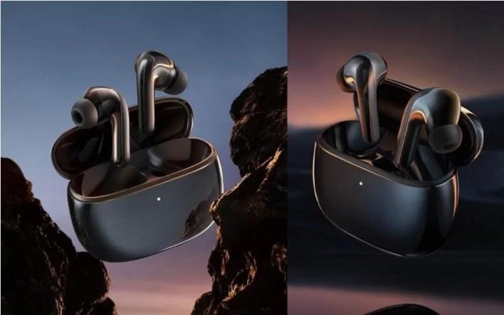 عکس شیائومی اولین هدست بی سیم FlipBuds Pro را با کاهش نویز فعال راه اندازی می کند