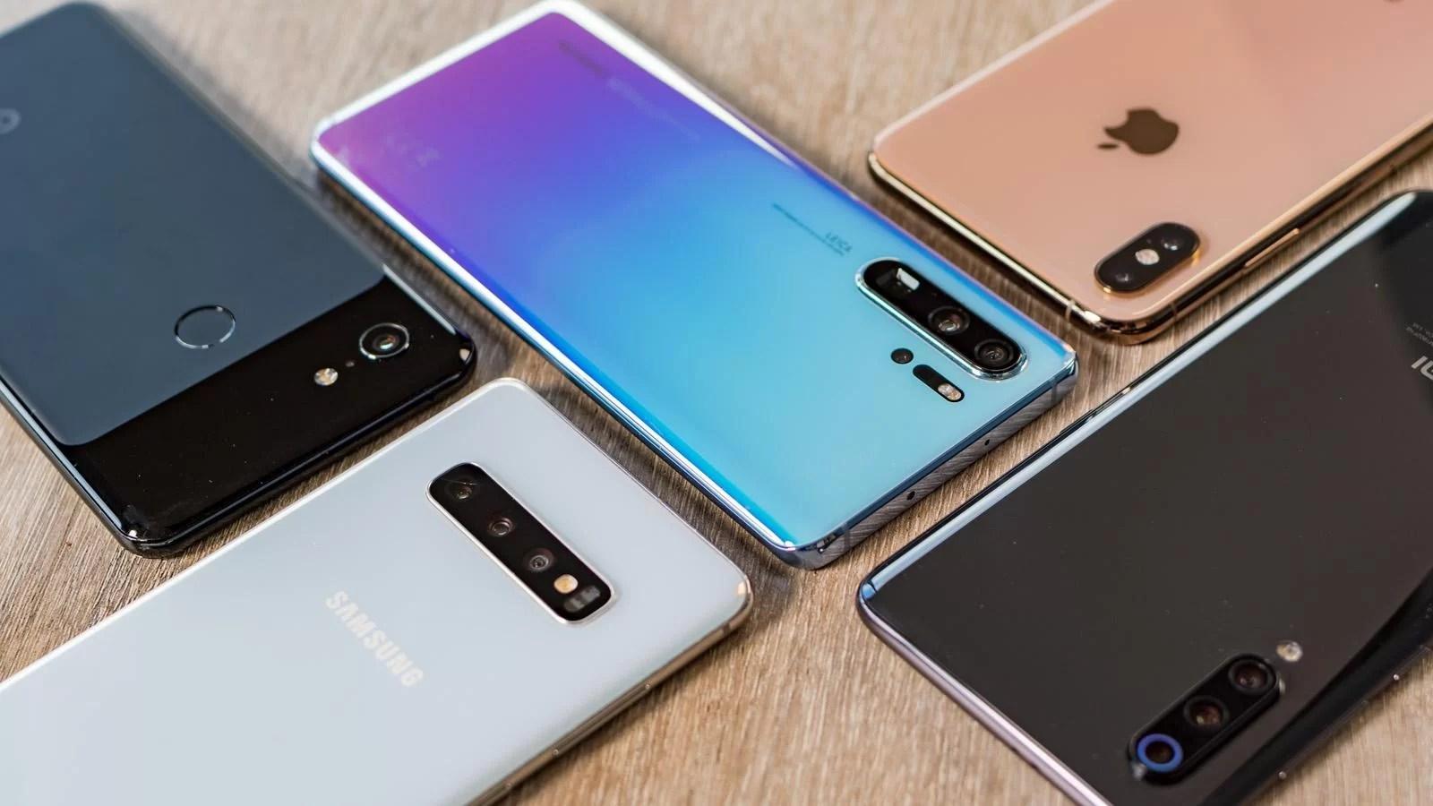 هذه هي أفضل الهواتف الذكية التي اختبرناها لك في أكتوبر 2019 موقع الشبكة