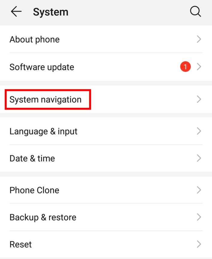 bt home android setting