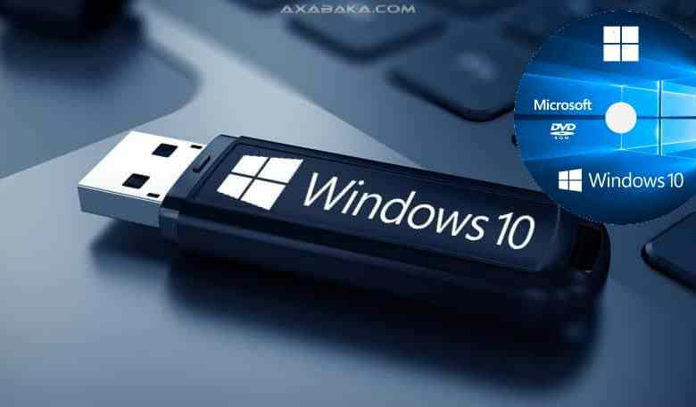 create usb bootable install windows