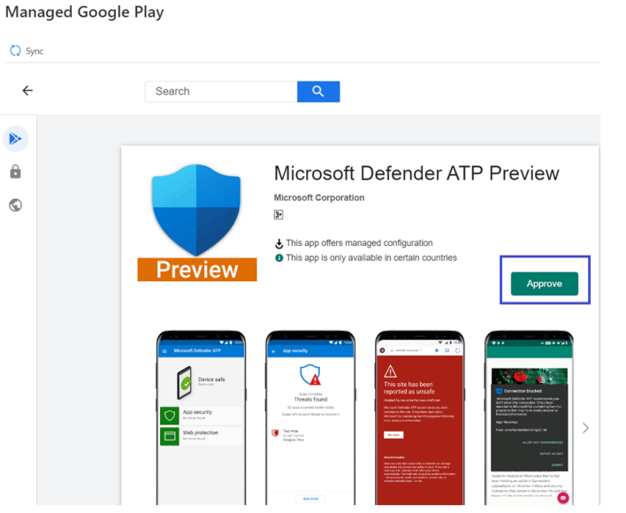 Microsoft Defender preview