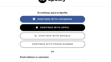 spotify connect with google account