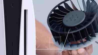 صورة سيتم تحسين مروحة تهوية PS5 مع مرور الوقت عبر تحديثات!