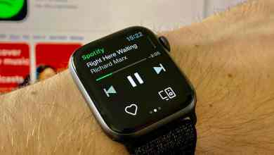 Spotify Apple Watch scaled