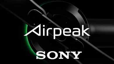 airpeak sony cou