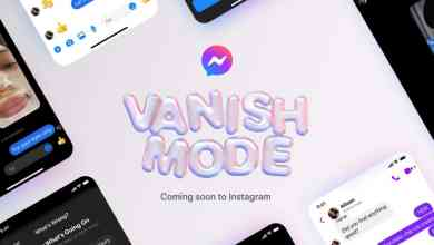 vanish mode instagram messenger
