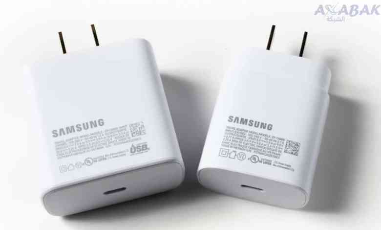 chargeurs samsung