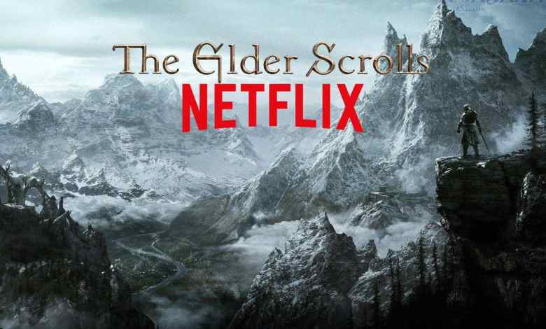 netflix adaptation the elder scrolls