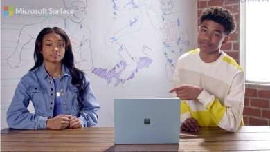 Screenshot Microsoft se moque du MacBook Air dans une nouvelle publicite
