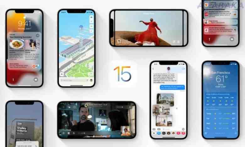 iOS سازگار با آیفون x
