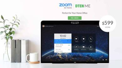 Video Conferencing Zoom Rooms Simplifed ME All in One Zoom Rooms