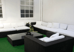 Chill out Area CoWorking Las Palmas