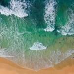 Beach Sand Wave