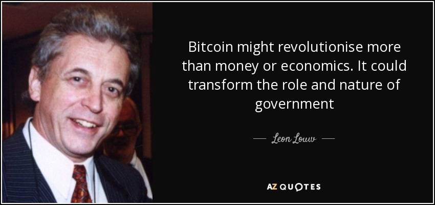 positive bitcoin quotes