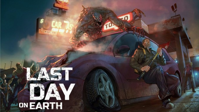 Last Day On Earth Survival 1.6.5 ipa hack iPhones
