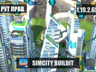 Simcity BiuldIt Mod Apk Hack