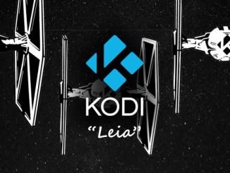 Kodi 18 Leia Apk download
