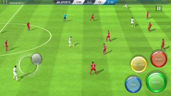 Fifa 18 apk for Android