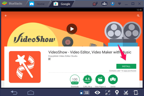 Video Show for PC Windows 10