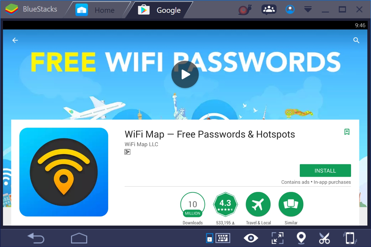 WiFi Map Free Passwords Hotspots For PC Desktop And Laptop Windows - Wifi map for windows