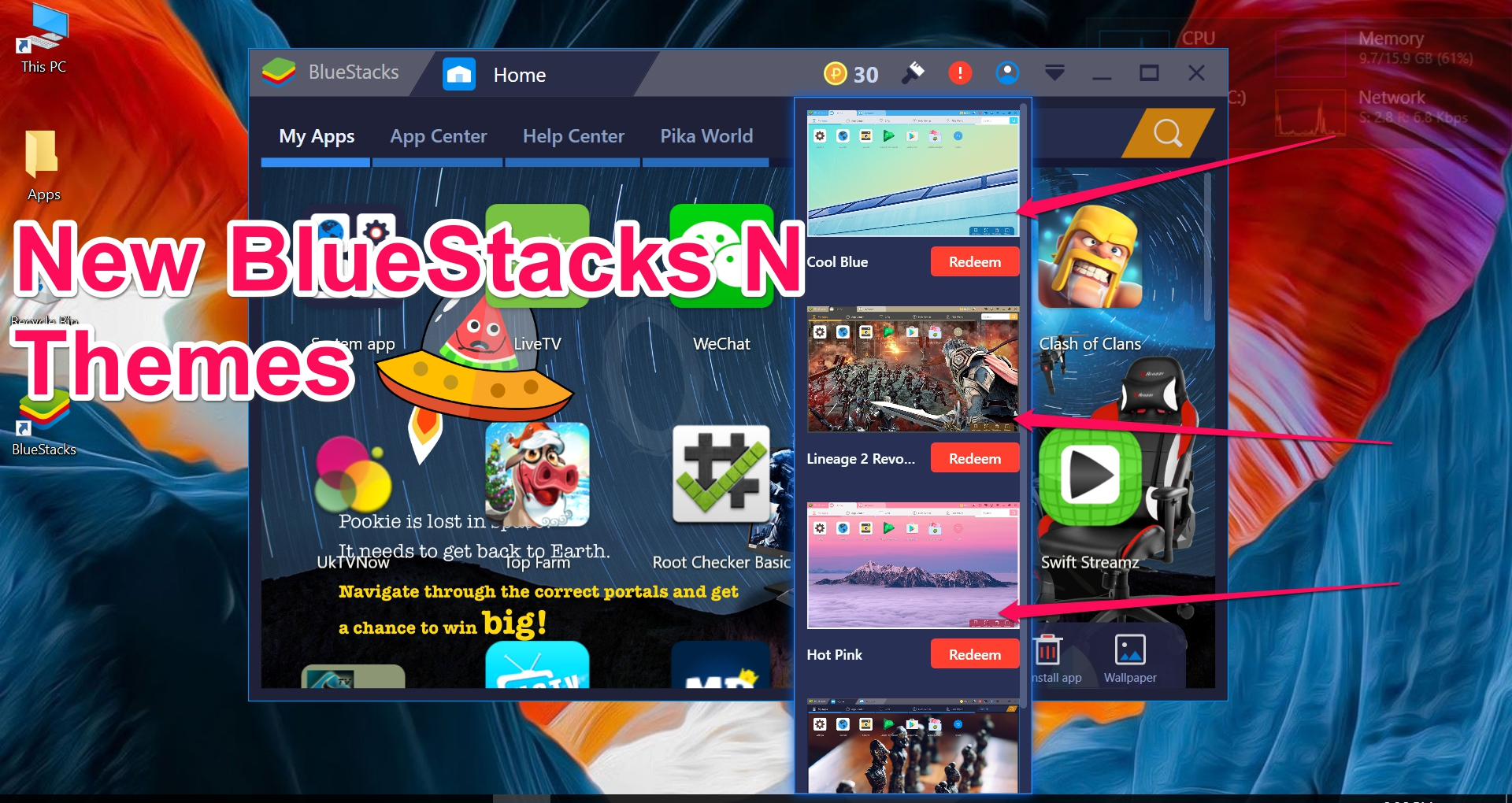 Download BlueStacks N Offline Installer loaded with Android